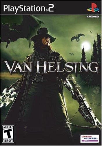 Van Helsing - PlayStation 2 (Tojo Blade)
