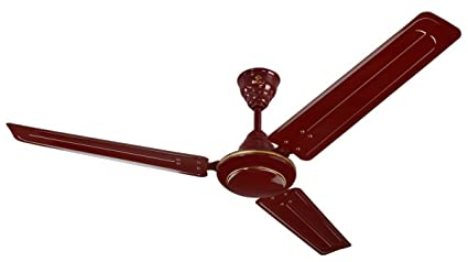 Buy bajaj tezz 1200mm ceiling fan brown online at low prices in bajaj tezz 1200mm ceiling fan brown aloadofball Image collections