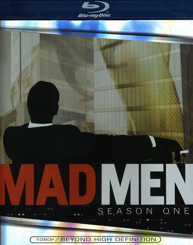 Blu-ray : Mad Men: Season 1 (, Dolby, AC-3, Digital Theater System, Widescreen)