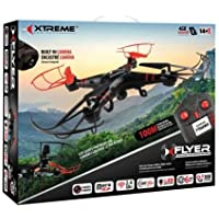Jem Accessories XDG6-1003-BLK Quad Copter Drone With Video
