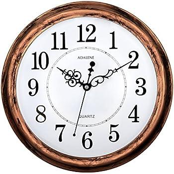 Amazoncom Seiko QXA597ALH Japanese Quartz Wall Clock Watches