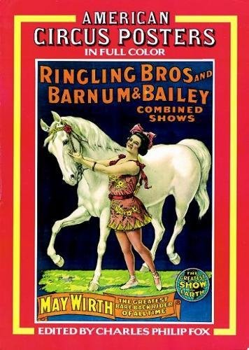 Circus Poster - American Circus Posters (Dover Fine Art, History of Art)
