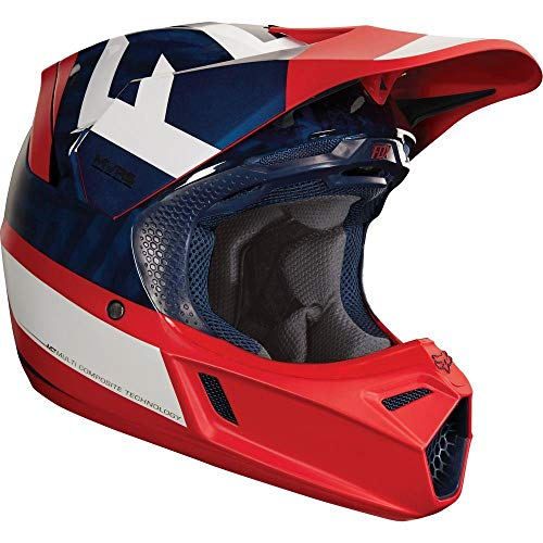 Fox Racing V3 Motocross / Off-Road Helmet : Review & Best Prices