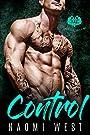 CONTROL: A Dark Bad Boy Baby Romance (Blackened Souls MC)