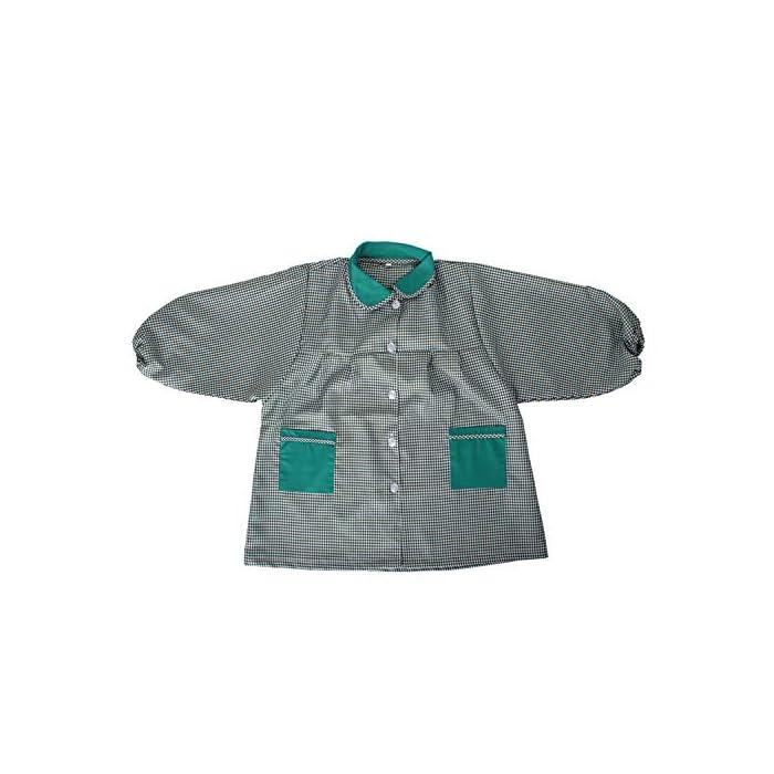 519DGwYsoGL Baby 609 Bata Infantil uniforme guarderia 65% Poliéster, 35% Algodón Cierre: Botón