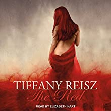 The Red: An Erotic Fantasy Audiobook by Tiffany Reisz Narrated by Elizabeth Hart