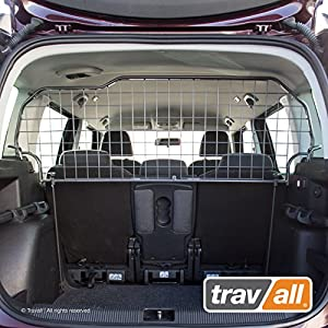 Travall Guard TDG1248 - Vehicle-Specific Dog Guard 9
