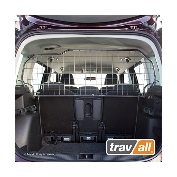 Travall Guard TDG1248 - Vehicle-Specific Dog Guard 1
