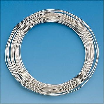 KnorrPrandell 6461158 Draht, 1.5 mm Durchmesser - 1.8 m/Ro, silber ...