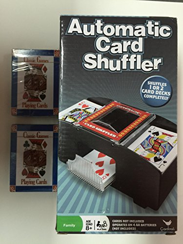 Cardinal Automatic Card Shuffler Decks