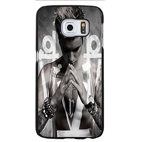 Sexy Justin Bieber Coque pour Samsung Galaxy S6Edge Plus Justin Bieber Papier peint