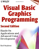 Visual Basic® Graphics Programming, Rod Stephens, 0471355992