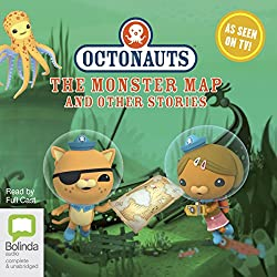 Octonauts: The Monster Map and Other Stories