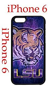 Best Diy LSU Tigers iPhone 6 4.7 case cover 3O9lpfoyE6c Hard Silicone case cover
