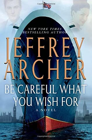 book cover of Be Careful What You Wish For