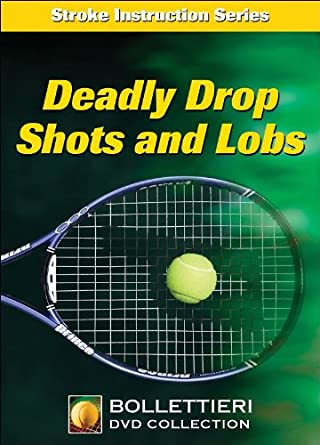 Deadly Drop Shots and Lobs DVD
