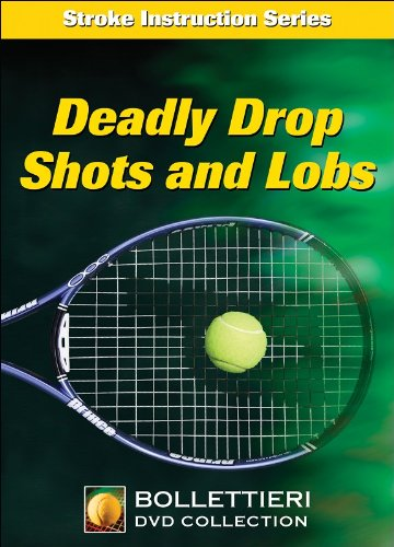 Deadly Ball Drop - Deadly Drop Shots and Lobs DVD