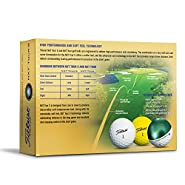 Titleist NXT Tour S Prior Generation Golf Balls (One Dozen)
