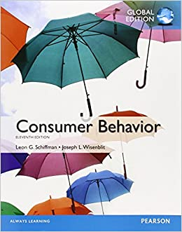 Consumer behavior amazon leon schiffman 9780273787136 books fandeluxe Image collections