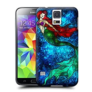 Unique Phone Case Exquisite magical pattern The Mermaids Song Hard Cover for samsung galaxy s5 cases-buythecase