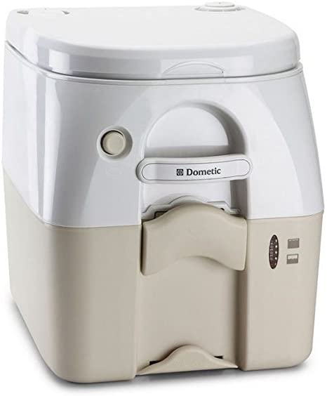Dometic 976 Toilet White and Grey
