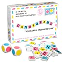 CANDYGRAMS: The Colorful Crossword Game
