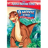 The Land Before Time: 9 Movie Dino Collection