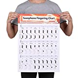 GIFZES Saxophone Fingering Chord Chart for