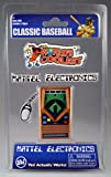 World's Largest Bubble World's Coolest Mattel Electronic Games-Baseball Handheld