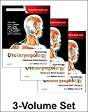 img - for Cummings Otolaryngology: Head and Neck Surgery, 6e (OTOLARYNGOLOGY (CUMMINGS)) - 3-Volume Set book / textbook / text book