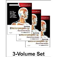 Cummings Otolaryngology: Head and Neck Surgery, 6e (OTOLARYNGOLOGY (CUMMINGS)) - 3-Volume Set