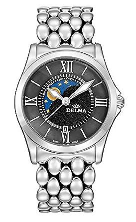 Delma - Schweizer Damenuhr Di Luna - Ø 35 mm