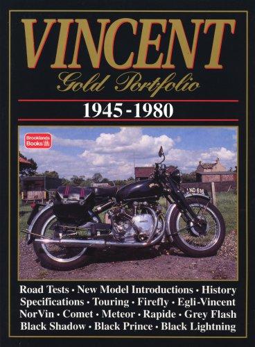 Vincent 1945-1980 Gold Portfolio