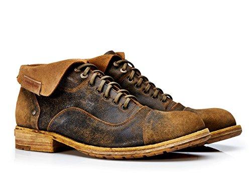 Idol Handmade Men Boots by UMBERTO LUCE Footwear