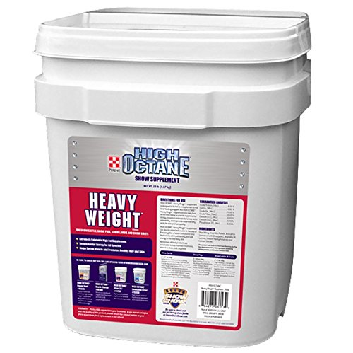 Purina Animal Nutrition Purina High Octane Heavy Weight Topdress 20lbs