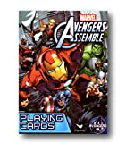 Playing Cards for Kids (Avengers Assemble) by Cardinal