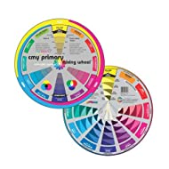 Cmy Primary Mix Color Wheel,Multicolored