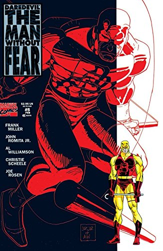Daredevil: The Man Without Fear (1993-1994) #5 (of 5) (English Edition)