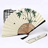 BingGoGo Folding fan is not only the cool products, but also a kind of cultural transmission, whether it is for private use, gifts, or as a decoration in the home, is a very good choice  By five years of alpine bamboos, take its first floor ...