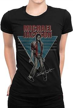 Michael Jackson Girls Repeat Fade Sweatshirt