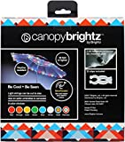 Brightz CanopyBrightz LED Tailgate Canopy and Patio Umbrella Accessory Lighting Kit (Lights Only), Patriotic