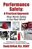 Performance Safety, Randy E. DeVaul, 1413701450