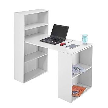 Super Weibo Multifunction Computer Desk 2 Large Shelves Home Download Free Architecture Designs Estepponolmadebymaigaardcom