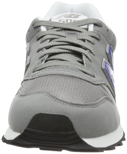 Uomo New Mehrfarbig 12 Gbs Grey Grigio Balance Sneaker 500 Blue awvfwt