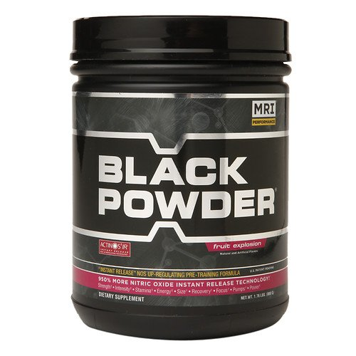 MRI Black Powder, Fruit Explosion 1.76 lb (800 g)pack of 3