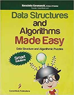 Data Structures And Algorithms Made Easy In Java Ebook