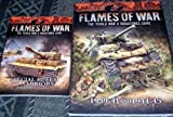 FLAMES of WAR the World War II Miniatures Game Special Rules & Warriors 1939-41 and 1944-45