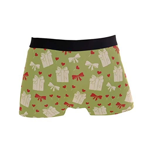 Image Unavailable. Image not available for. Color  JERECY The Valentine s  Day Love Bow Gifts Boxer Briefs ... 9697f3b8e