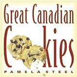 Great Canadian Cookies, Pamela Steel, 0130311065