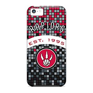 KellyLast Iphone 5c Perfect Hard Cell-phone Cases Unique Design High-definition Toronto Raptors Pictures [WLu4157Tnuv]